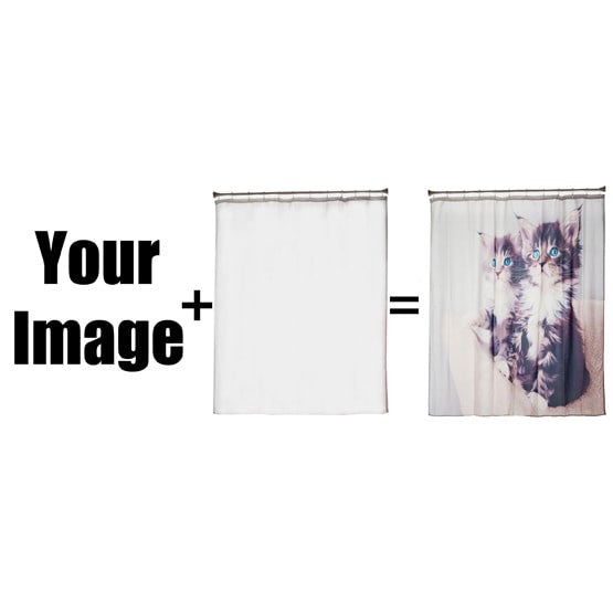 custom bath shower curtain liners bathroom decoration shields