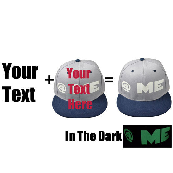 f3d00be5 ... Night Glowing Snapback Hat/Stylish Snap-back Cap/Casual Outdoor Snap  Back Hat