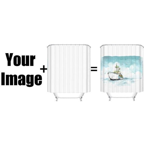 Water Proof Shower Curtain Liners / Bathroom Shower Curtains ...