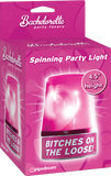 Spinning Party Light