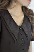Chelsea Collar Button Blouse