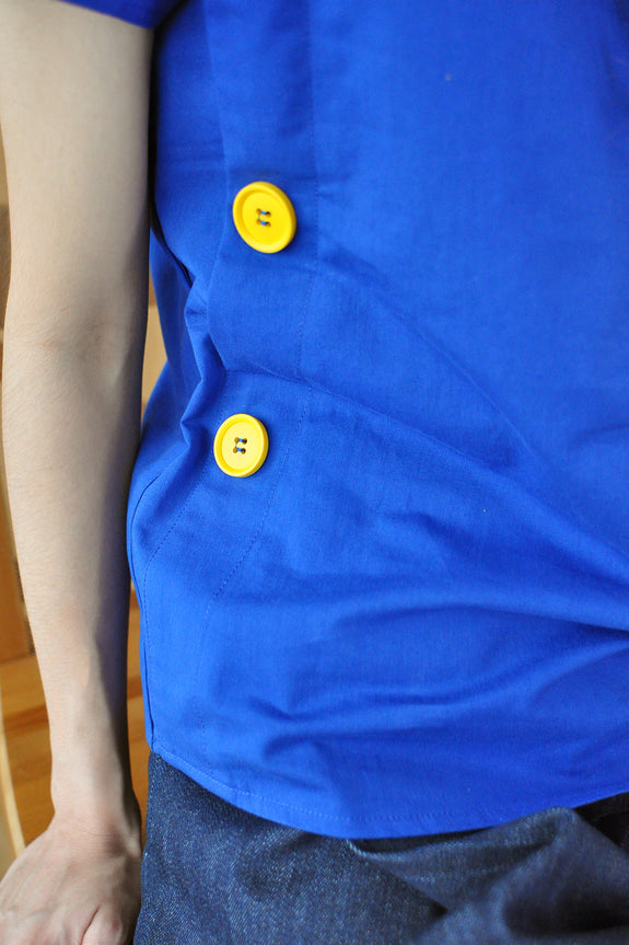 Contrast Side Buttons Top