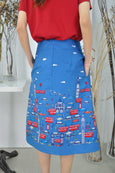 City Icons Midi Skirt
