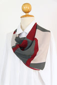 Muted Colours Square Scarf