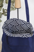 Waves Reversible Tote