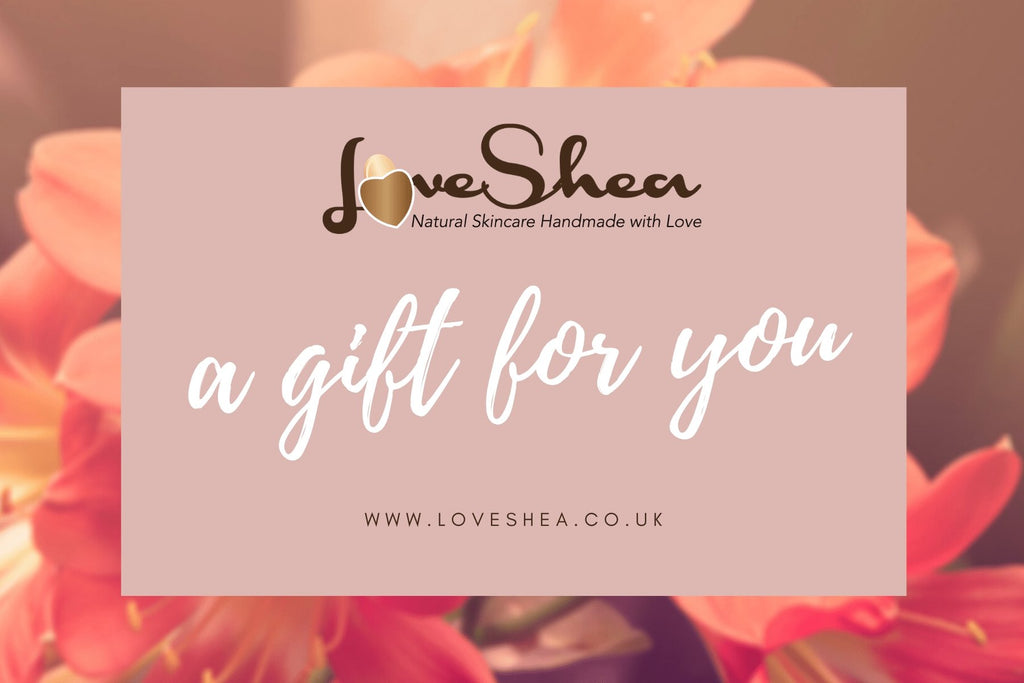 LoveShea Skincare eGift Card - LoveShea Skincare