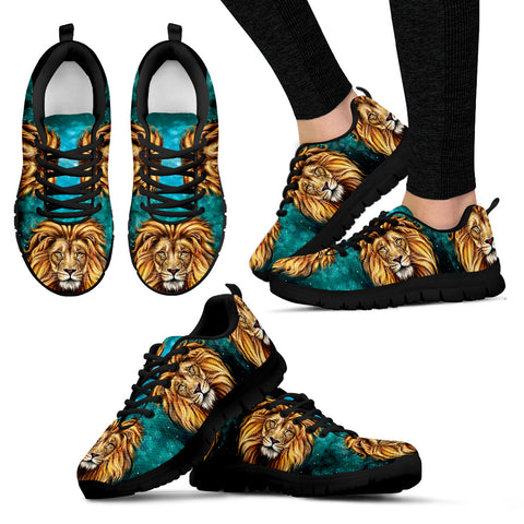 Lion Women's Sneakers - Now 50% OFF
