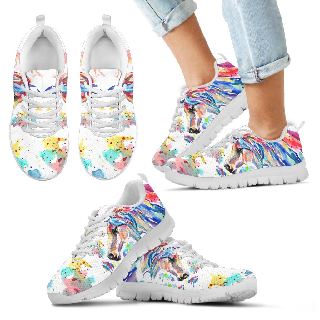 Horse Kid's Sneakers - Now 50% OFF