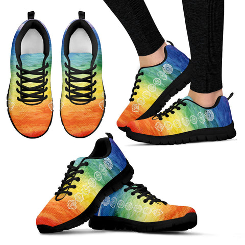 Symbols Women's Sneakers - Now 50% OFF