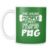 Image of Funny Pug Lover Coffee Mug -  NOW WITH FREE SHIPPING