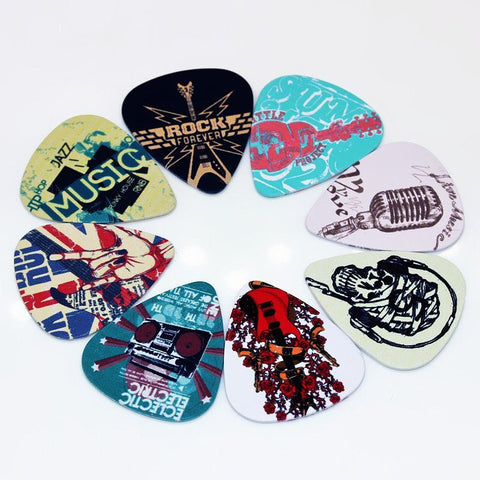 BUY 10pcs Guitar Picks Set ->> JUST PAY SHIPPING AND HANDLING! Online-Guitar Parts & Accessories-My Favorite Online Store
