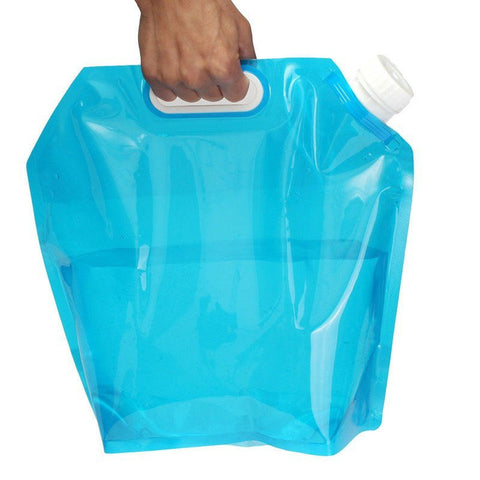 BUY 5L Folding Water Storage Lifting Bag -33% OFF + FREE SHIPPING Online-Travel Kits-My Favorite Online Store