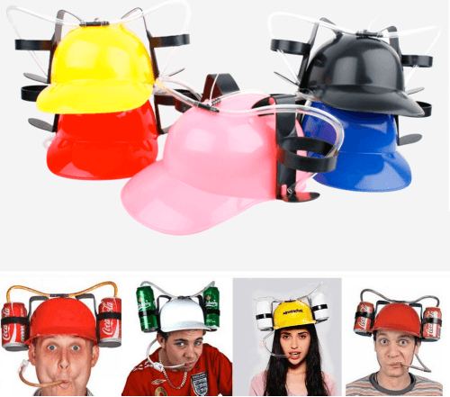 BUY Beer Party Helmet 33% OFF+ FREE SHIPPING! Online-Event & Party Supplies-My Favorite Online Store