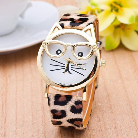 CAT LOVERS WATCH - FREE JUST PAY SHIPPING & HANDLING