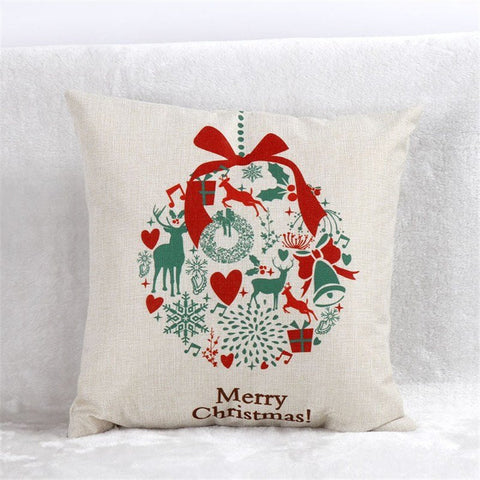 BUY Christmas Pillowcase Today 50% OFF! Online