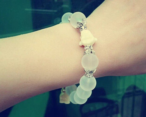 BUY Cute Elephant Bracelet + FREE SHIPPING Online