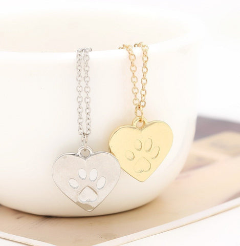 BUY Cute Heart Dog Necklace FREE --->> JUST PAY SHIPPING AND HANDLING! Online