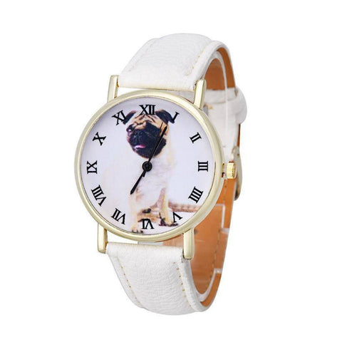 BUY Cute Pug Watch ONLY TODAY 50% OFF + FREE SHIPPING Online-Fashion Watches-My Favorite Online Store