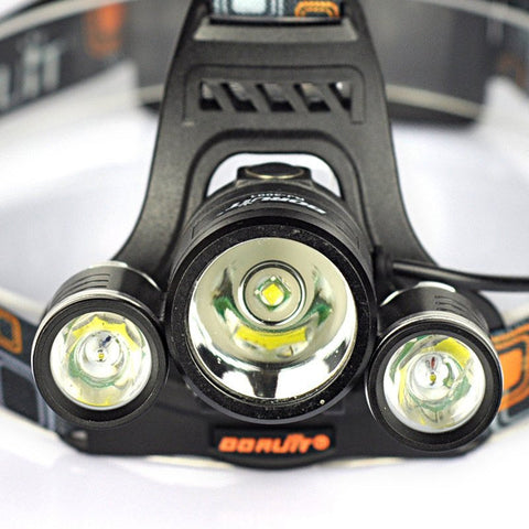BUY King of Headlamp - Military Use Tactical Headlamp - Outdoor Must Have - 50% OFF Online-Headlamps-My Favorite Online Store