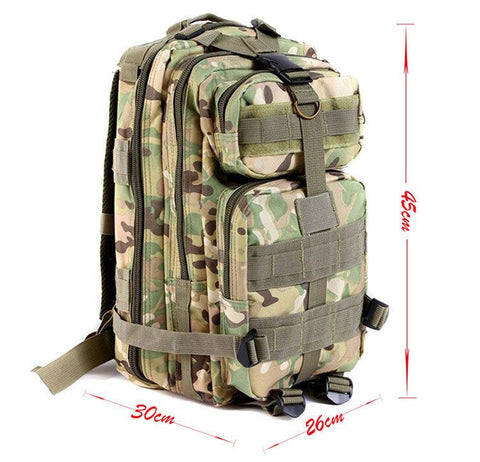 BUY The Ultimate Outdoor Military Tactical Men Backpack - Today 66% OFF Online-Climbing Bags-My Favorite Online Store