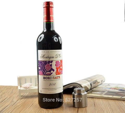 BUY Wine Bottle Stopper+FREE SHIPPING! Online-Wine Stoppers-My Favorite Online Store