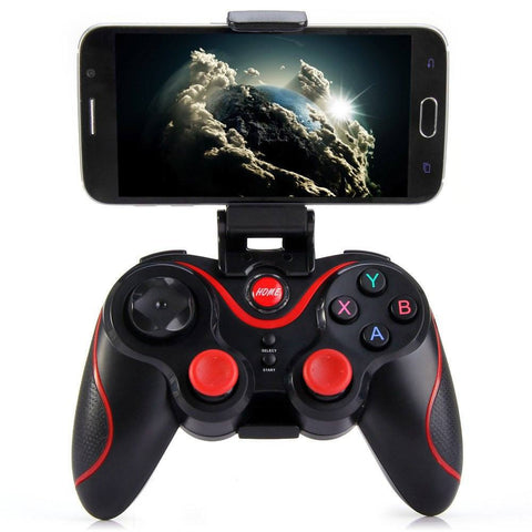 BUY Wireless Gaming Controller for Mobile Phone Tablet PC TV 33% OFF + FREE SHIPPING! Online-Gamepads-My Favorite Online Store
