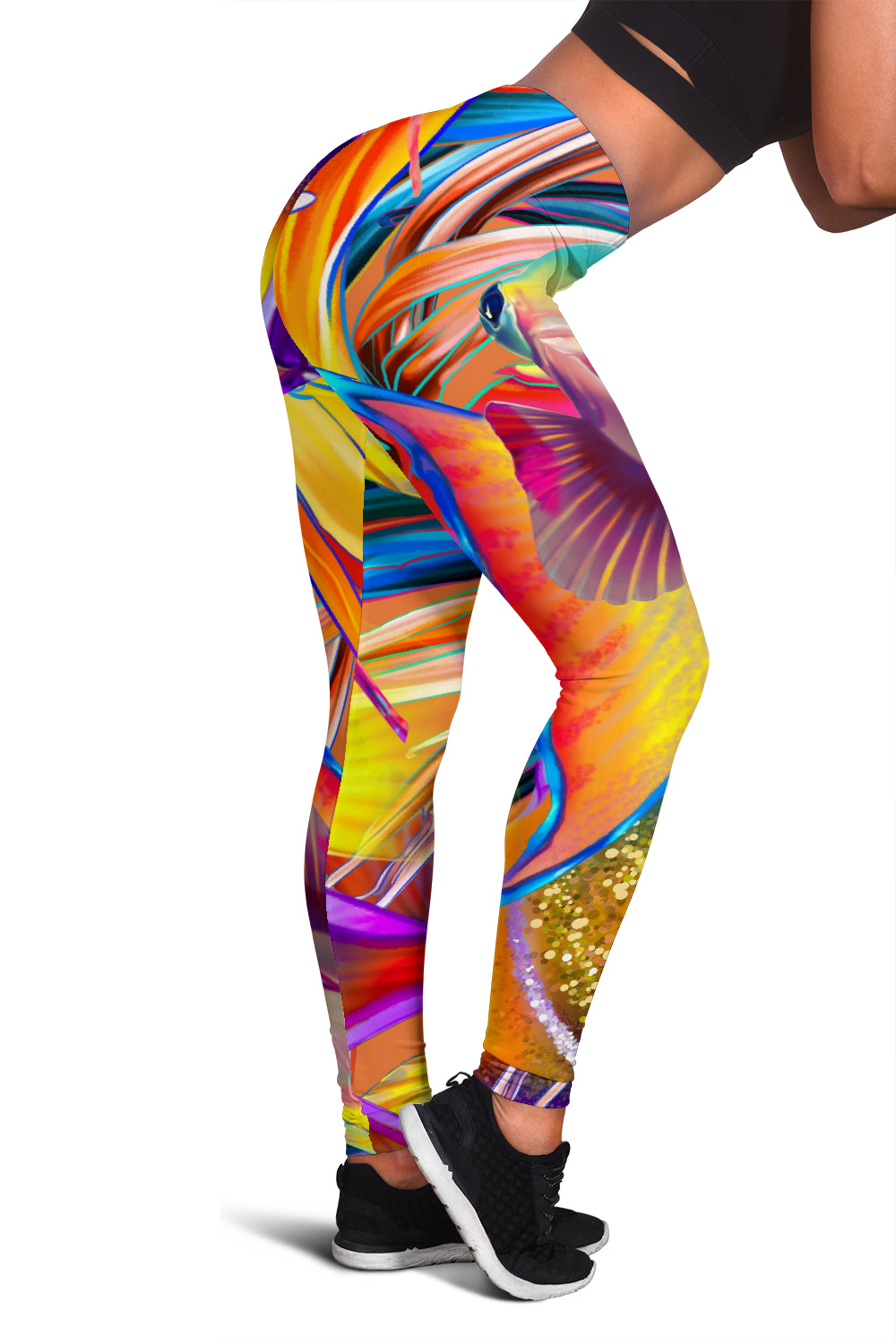 Fish Frenzy Women's Leggings