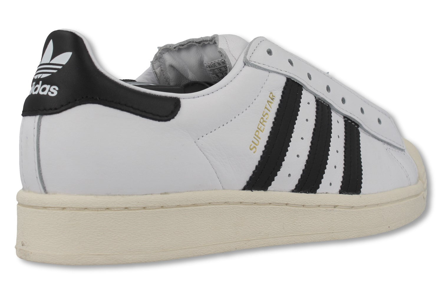Superstar Laceless - Schrittmacher Shop