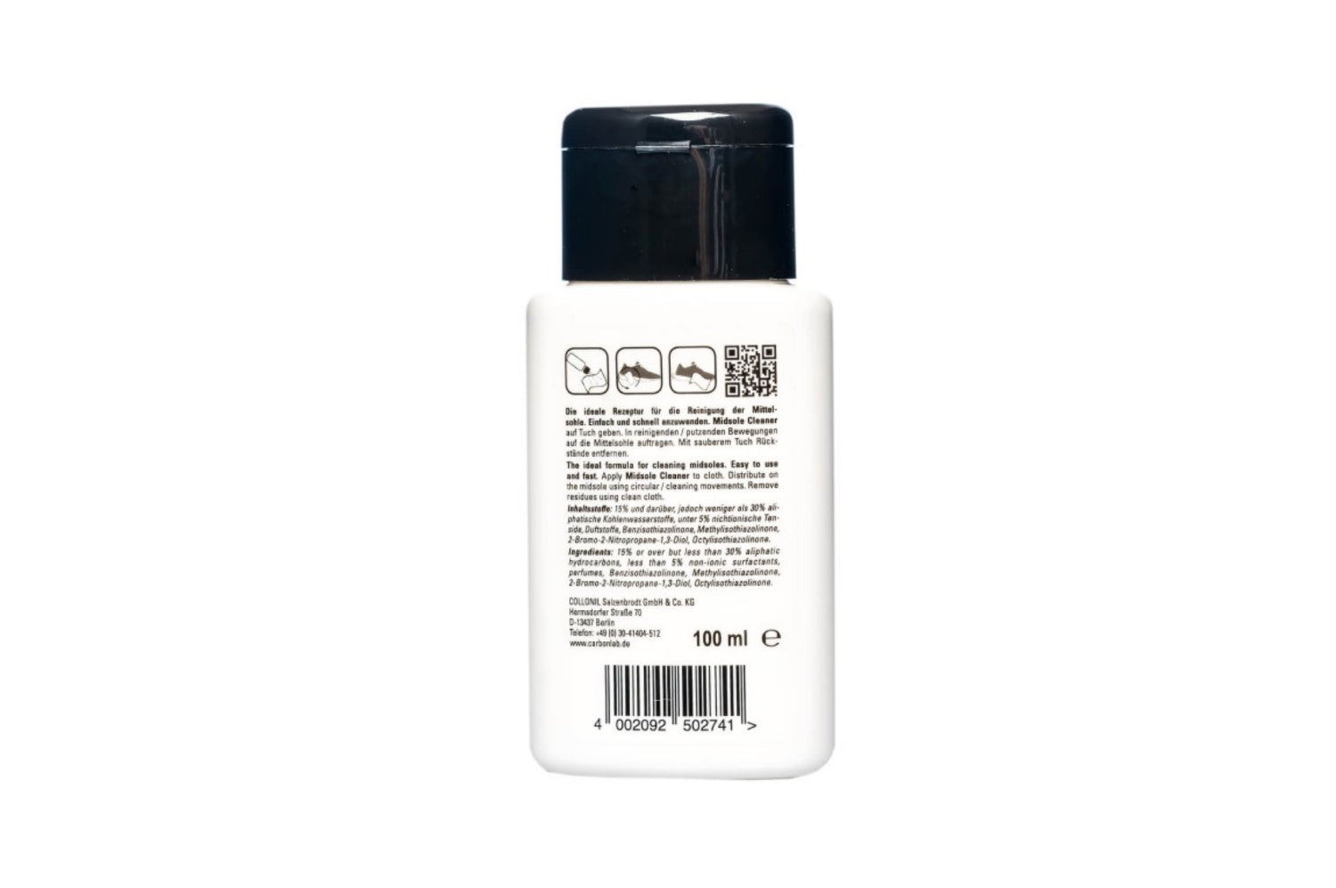 Midsole Cleaner 100ml - Schrittmacher Shop