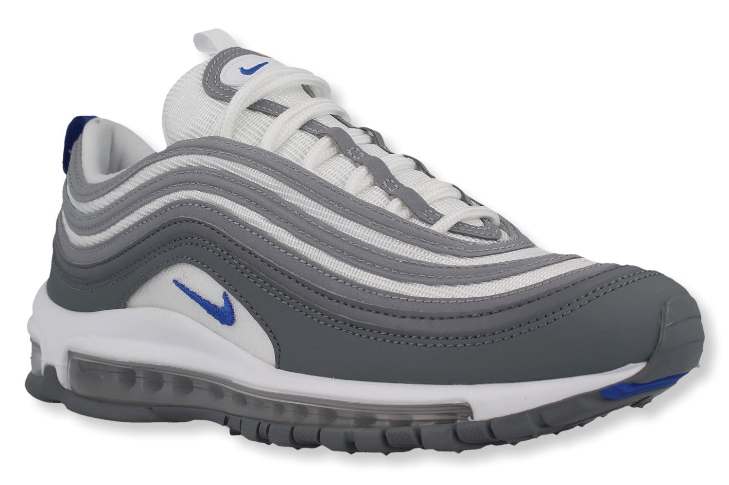 Nike Air Max 97 WhiteHyper Royal Cool Grey