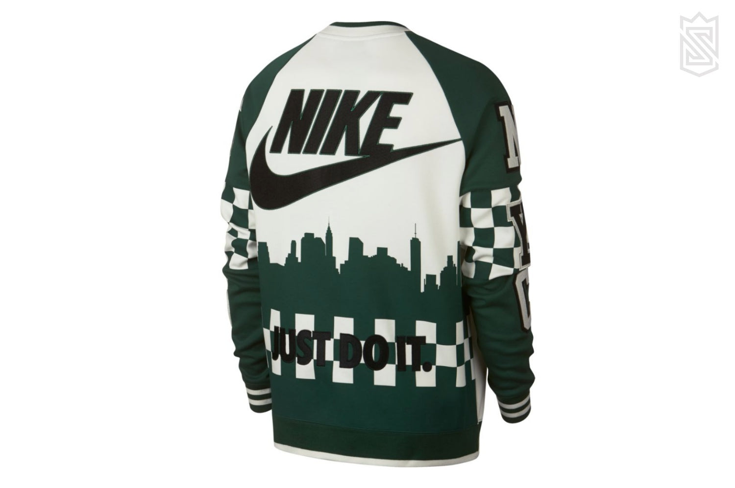 Sportswear Sweater New York Crew - Schrittmacher Shop