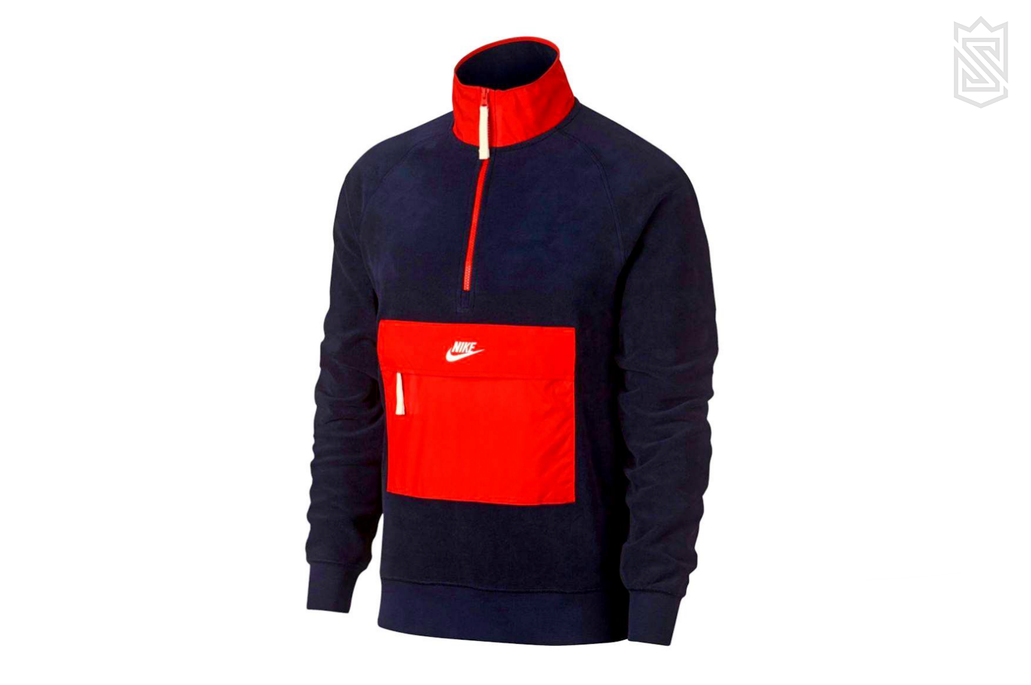 Sportswear Fleece Zip Sweater - Schrittmacher Shop