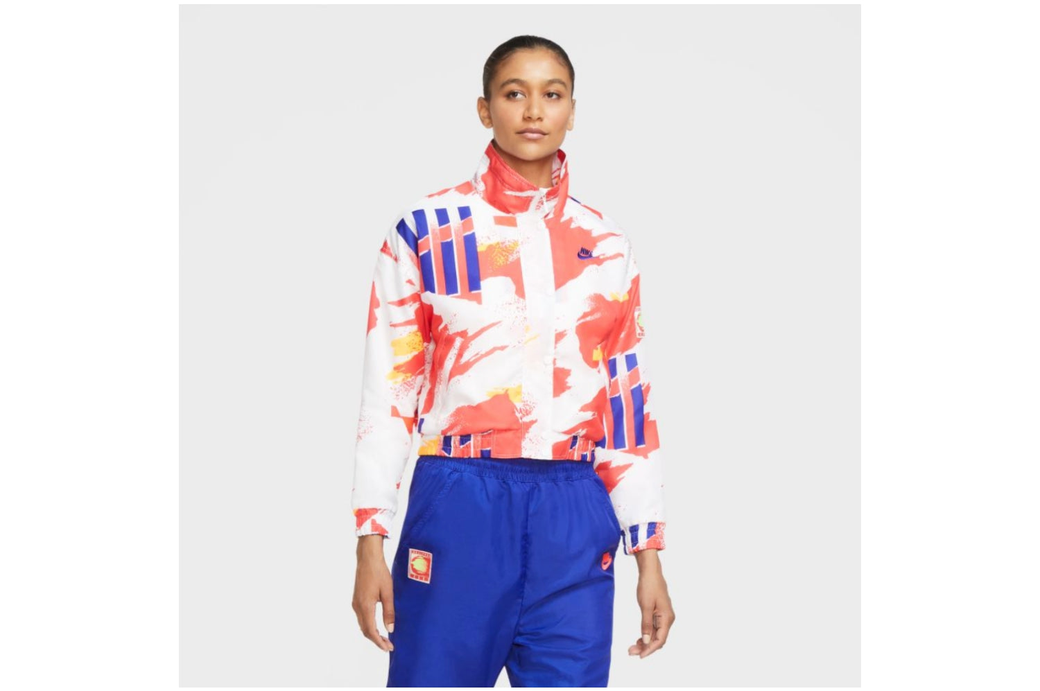 Court Womens Tennis Jacket