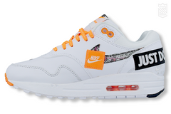 WMNS Air Max 1 Lux - JUST DO IT - Schrittmacher Shop