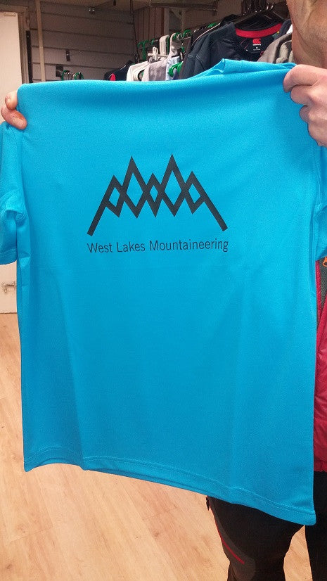 West Cumbrian Business  chooses Farrell Sports for their Printed Tee Shirts