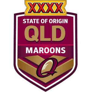 Queensland Maroons Rugby League Team Merchandise