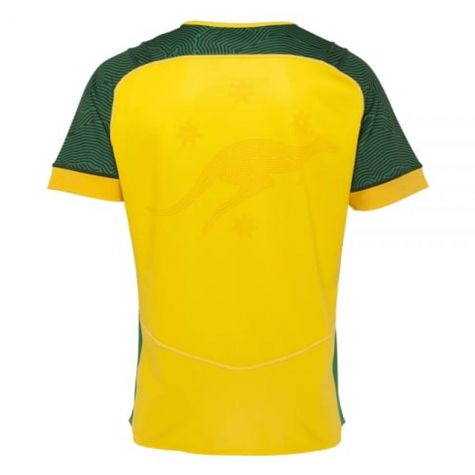 Australian Kangaroos Rugby League Replica Training  Jersey