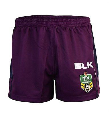Melbourne Storm   Replica Playing Shorts Alternative