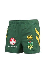 Australian Kangaroos Rugby League  Replica Playing Shorts