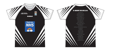 Cumbria Rugby League Charity Shirt