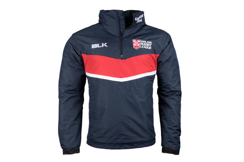 England  Rugby League    1/4 Zip Travel Jacket