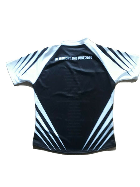 "Cumbria Rugby League  ""Gary Purdham"" 10th Anniversary  Charity Shirt Ladies"