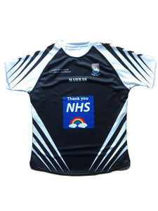 "Cumbria Rugby League  ""Gary Purdham"" 10th Anniversary  Charity Shirt"