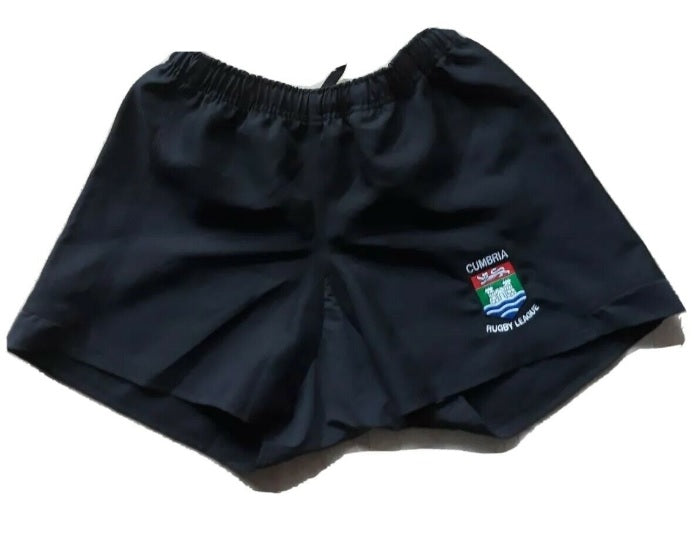 Cumbria Rugby League  Replica  Shorts