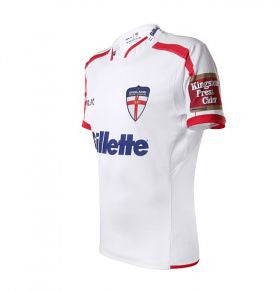 England Rugby League Replica jersey