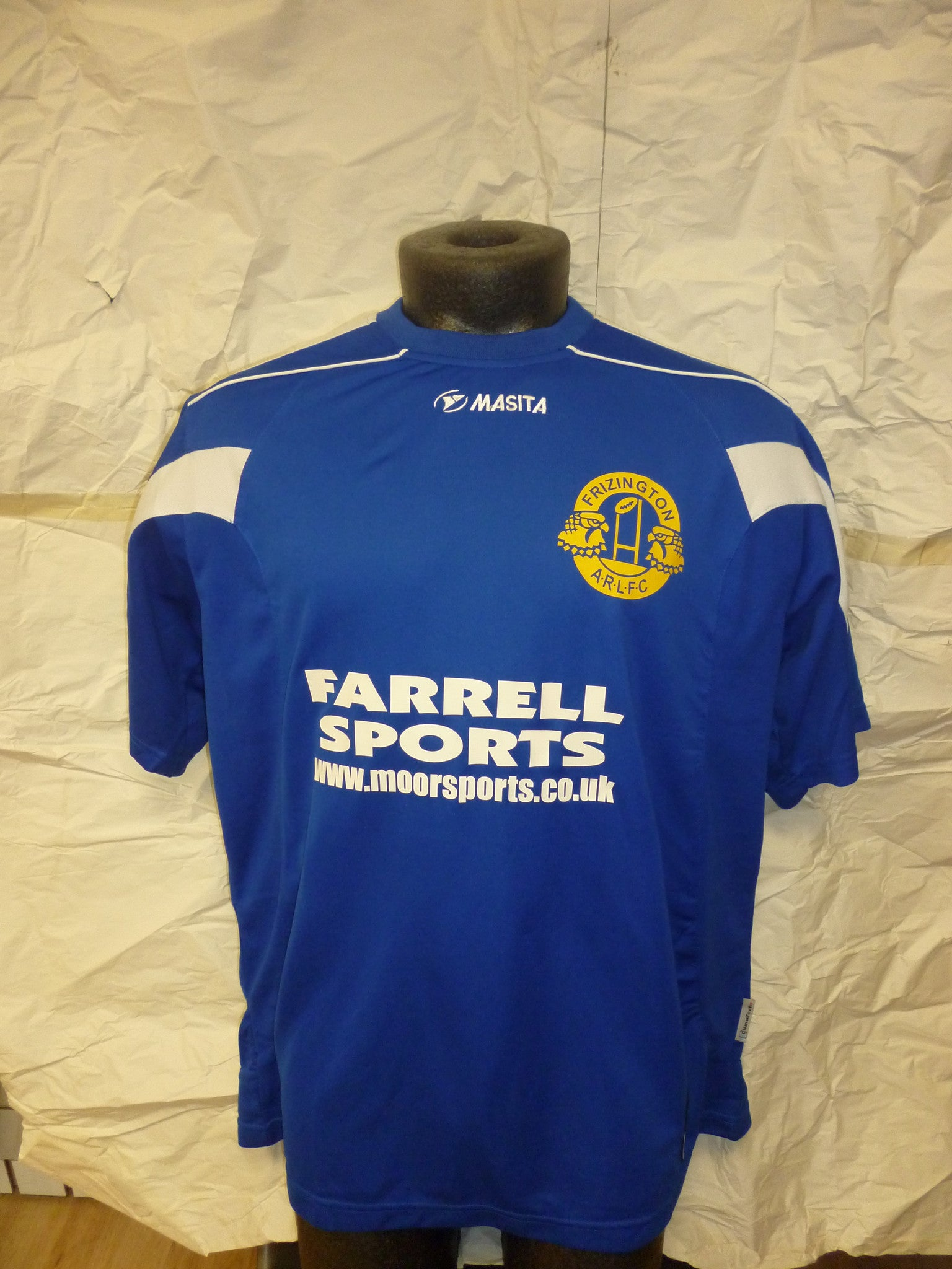 Frizington Rugby League FC Training Tee Shirt