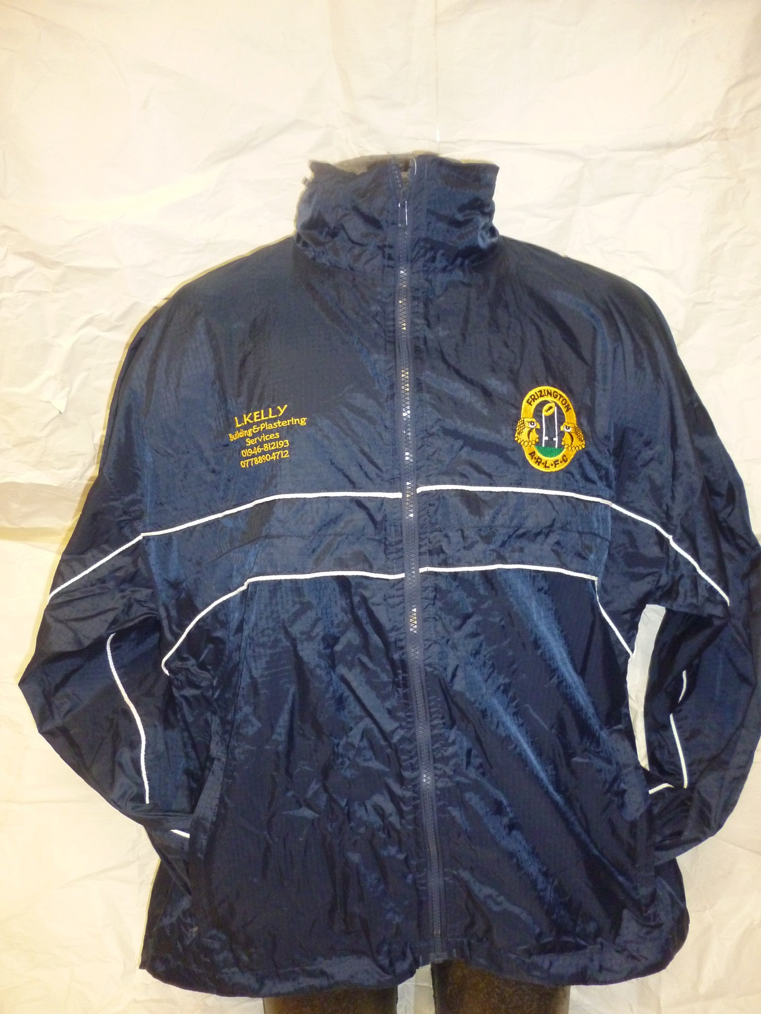 Frizington Rugby League FC Rain  Jacket