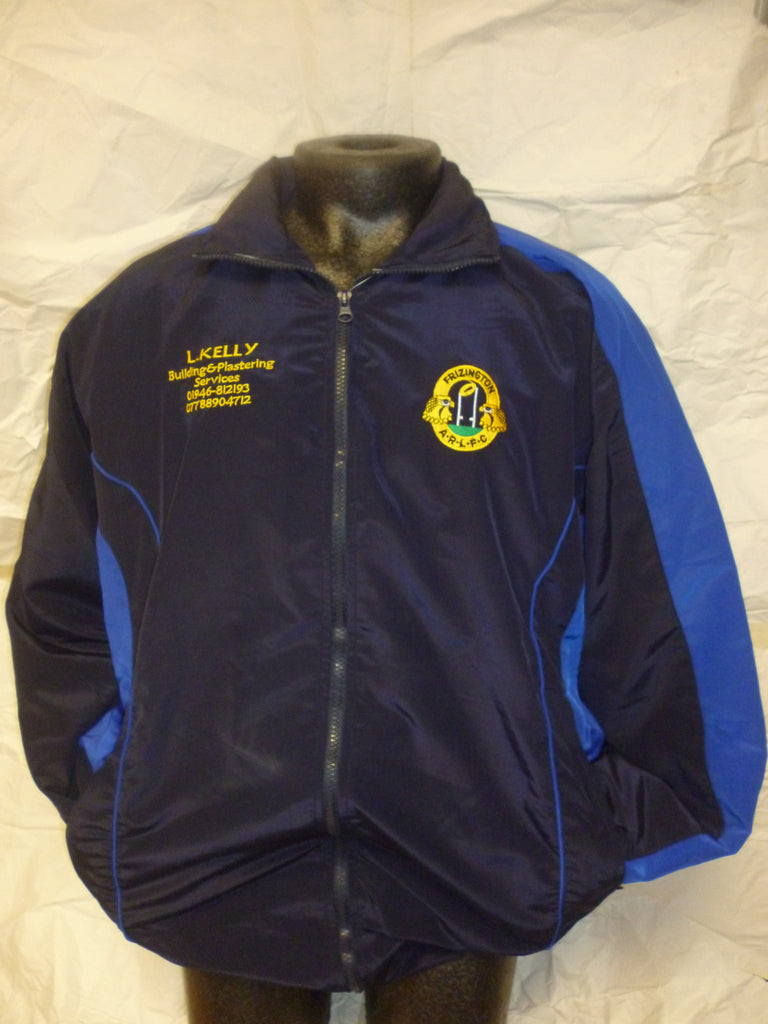 Frizington Rugby League FC Track  Jacket