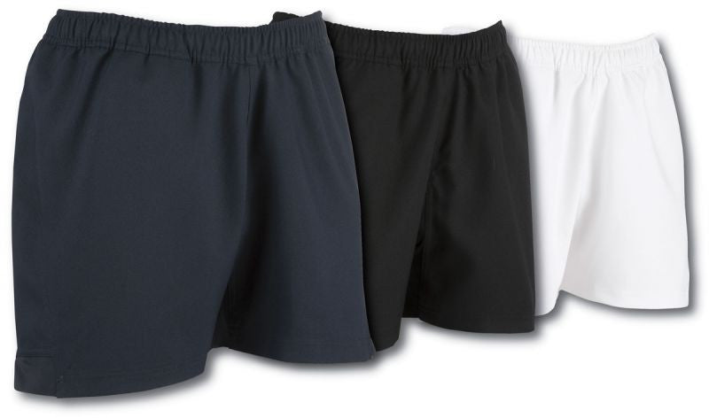 Pro  Polyester Rugby Short