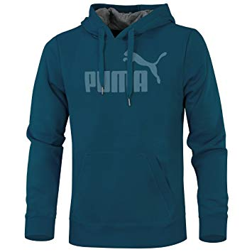 Puma  No1 Logo   Fleece Hooded  Sweat